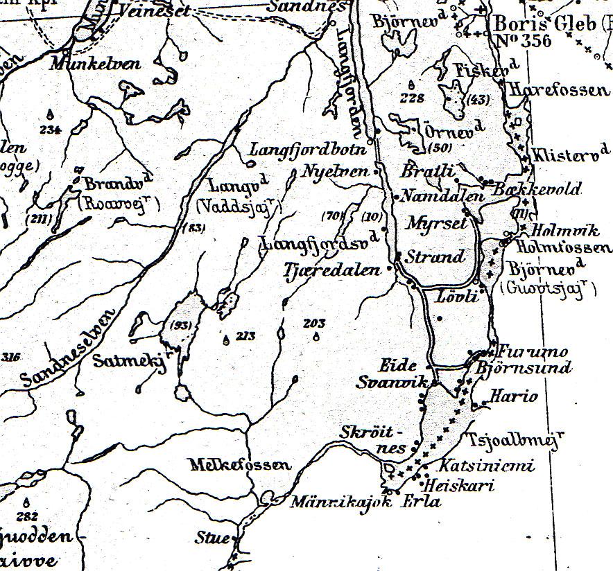 landegrenser europa 1850